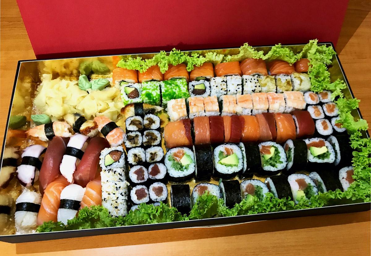 rozvoz sushi ostrava